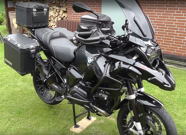 world of don jupp - bmw r1200 gs lc adventure